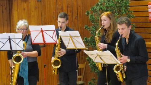Musikverein Burgerempfang Gemeinde Kuchen